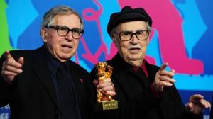Vittorio и Paolo Taviani и Золотой медведь