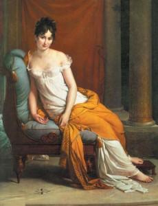 Мадам Рекамье, Франсуа Жерара