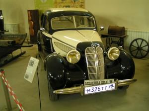 Музей Лошадиная Сила