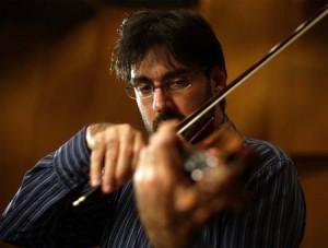 Греческий  скрипач Леонидас Кавакос (Kavakos)