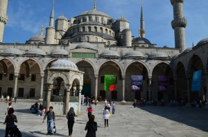 Султанахмет - внутренний двор