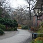 Дорожки берлинского зоопарка