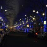 Иллюминация в Берлине