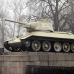 советским войнам в Тиргартене