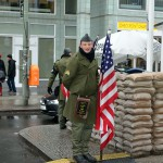 Фото с американским солдатом всего за 2 евро