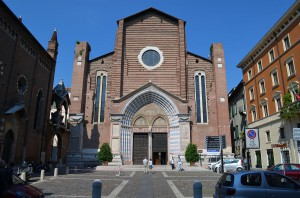 Санта Анастасия в Вероне