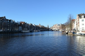 Каналы Амтердама