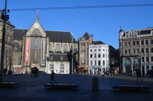 Центральная площадь перед королевским дворцом