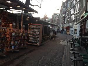 Цветочный рынок Амстердама