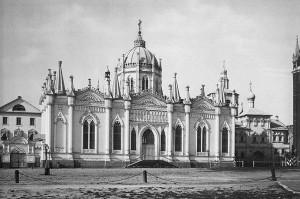 Вознесенский монастырь в Кремле
