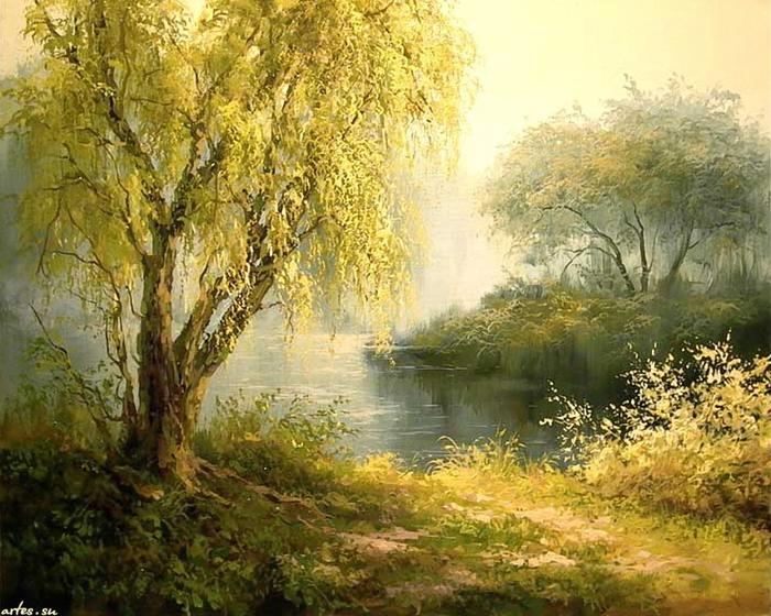красивые фото ранней осени