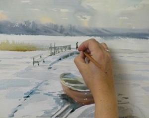 Журнал - Культура и общество - Нарисуй мне, художник, картину! (Стихи и проза о художниках и картинах)