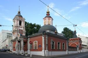 Храм Николы в Подкопае