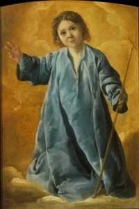 "Сурбаран ""Младенец Христос"""