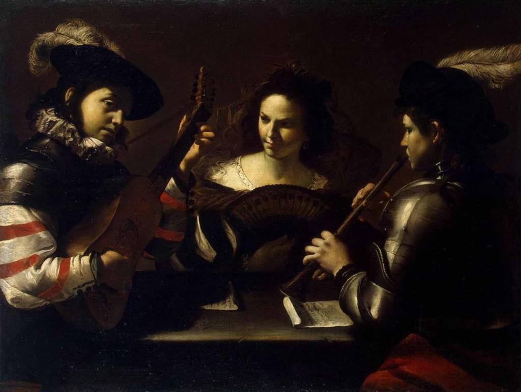 Маттиа Прети «Концерт» (1620)
