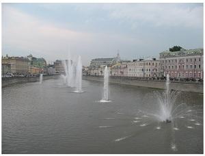 Прогулка по Москве - реке