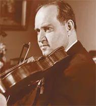 Давид Ойстрах,  гений скрипки (концерт памяти)