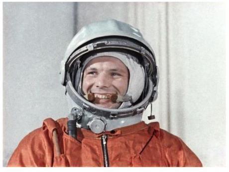 12  апреля  2011 года-50 лет со дня полета Юрия Гагарина