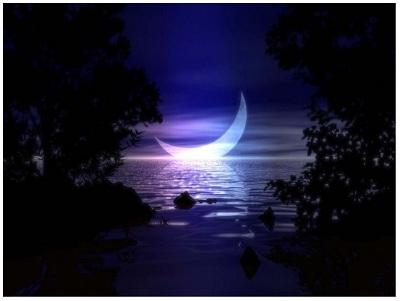Ночь, одиночество...  Ночные прогулки... стихи и проза