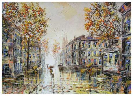 Дожди осенние...новые современные стихи и проза