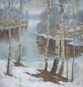 Картина В. Духанова