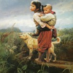 Картина  Дерюжкина