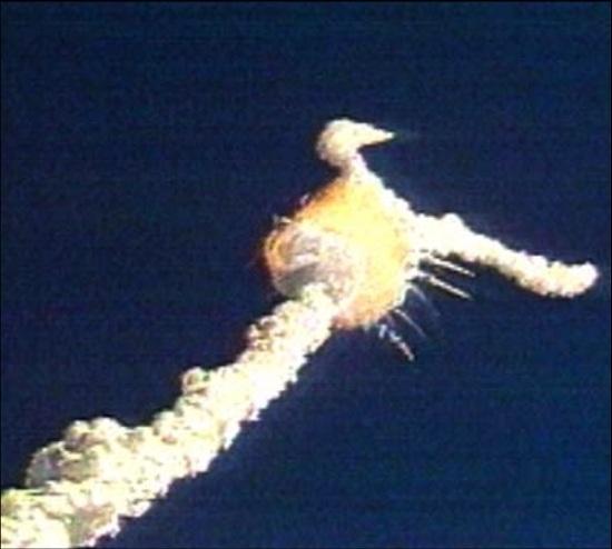 Взрыв Челленджера