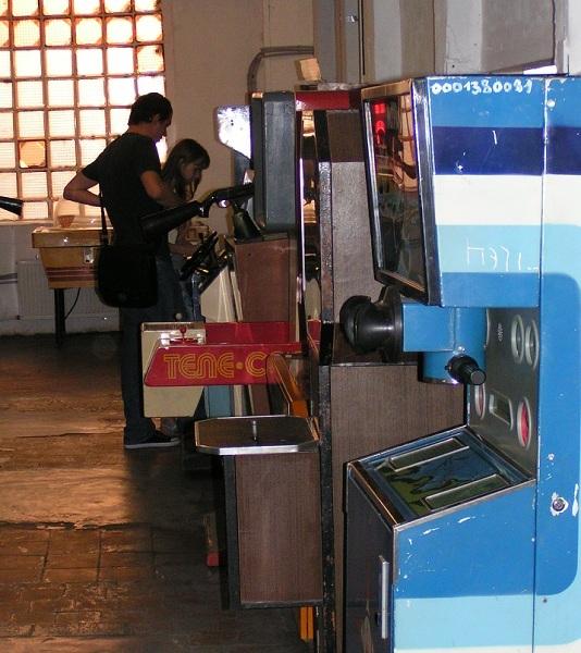 правый ряд игровых автоматов