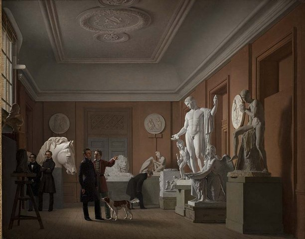 Датские мастера. 1800-1850