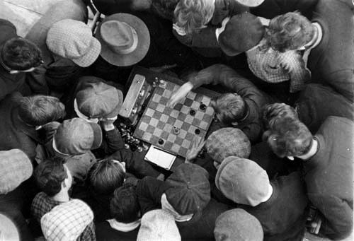 Б. Игнатович. Шахматный турнир. 1935 год.