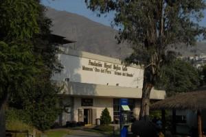 Museos oro del Peru