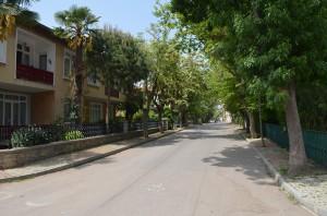 Островная улочка Стамбула