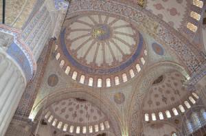 Фрески Султанахмет