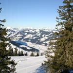 Тирольские Альпы зимой