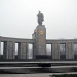 Мемориал советским войнам в Тиргартене