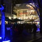 Праздничная ярмарка рядом с торговым центром Аркадия