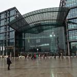 Центральный вокзал Берлина