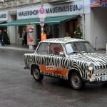 Леганда ГДР - автомобиль трабант