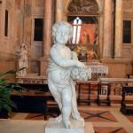 Скульптура в Церкви Святой Анастасии Вероны