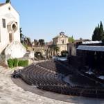 Древний римский театр Вероны
