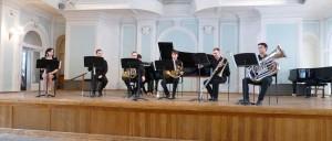 Композитор Александр Чайковский и его ученики
