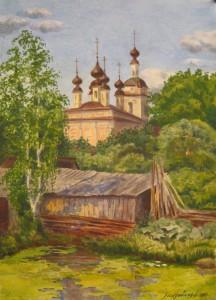 Анна Бескровная Храм