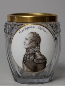 Кружка Александра I