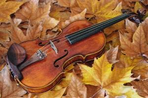 Скрипичные мелодии