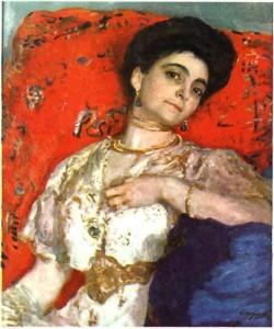 Портрет Акимовой (Армения)