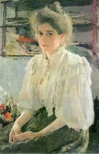 Портрет Львовой (Орсе, Париж)