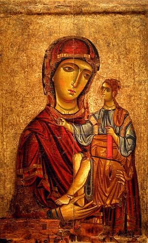 Шедевры византийского искусства XII–XV веков из Греции,  очередь, отзывы