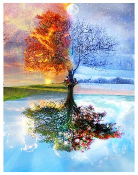 Времена года, сезоны
