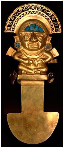 1000 лет золота инков. Музей золота Перу в Лиме