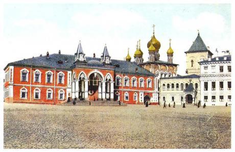 В Кремле восстановят старинные  здания монастырей